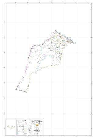 بانک نقشه های روستایی ایران